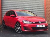 2014 VOLKSWAGEN GOLF 2.0 GTD DSG 5d AUTO 182 BHP £13495.00