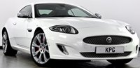 USED 2012 62 JAGUAR XK 5.0 V8 Artisan Special Edition 2dr Full Jaguar Service Record