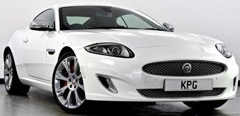 2012 JAGUAR XK 5.0 V8 Artisan Special Edition 2dr £27995.00