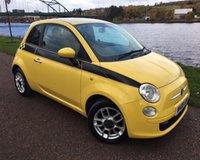 2008 FIAT 500 1.2 SPORT 3d 69 BHP £3990.00