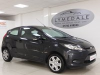 2009 FORD FIESTA 1.2 STYLE PLUS 3d 81 BHP £3690.00
