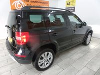 USED 2014 64 SKODA YETI 2.0 OUTDOOR ELEGANCE TDI CR 5d 109 BHP