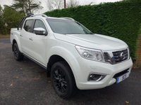 2017 NISSAN NAVARA Trek-1 4X4 Double Cab Special Edition 2.3Dci 190Ps Automatic £25985.00