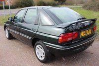 USED 1993 FORD ESCORT 1.6 GHIA 16V 1993/L  5 DOOR HATCHBACK ONLY 39000 MILES
