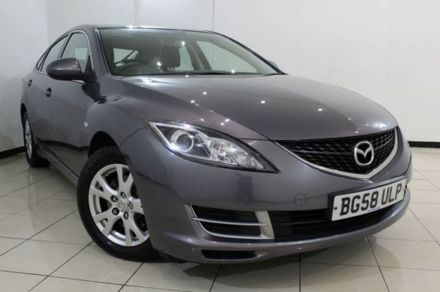 View our 2008 58 MAZDA 6 2.0 TS 5DR 145 BHP