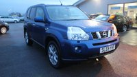 USED 2009 59 NISSAN X-TRAIL 2.0 TEKNA DCI 5d 171 BHP LOW DEPOSIT OR NO DEPOSIT FINANCE AVAILABLE.