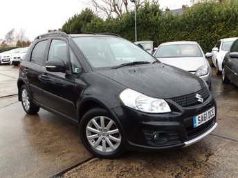 View our SUZUKI SX4