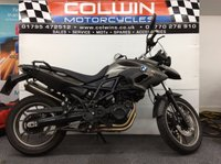 USED 2013 63 BMW F 700 GS 798cc F 700 GS  ONLY 6,000 MILES WITH FSH!!!