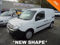 USED 2013 13 RENAULT KANGOO 1.5 DCi ML19 ENERGY *START STOP*SIDE DOOR*