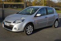 USED 2009 09 RENAULT CLIO 1.1 DYNAMIQUE 16V 5d 74 BHP 6 Month Free RAC Warranty upgrade to 12 for ONLY £99