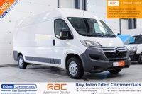 2015 CITROEN RELAY 2.2 35 L3H2 ENTERPRISE HDI 1d 129 BHP £11750.00