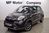 2014 FIAT 500L 1.2 MULTIJET TREKKING 5d 85 BHP £8495.00