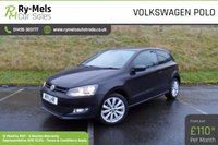 USED 2011 11 VOLKSWAGEN POLO 1.2 S A/C 3d 60 BHP FULL SERVICE HISTORY