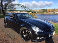 USED 2006 MERCEDES-BENZ SLK 3.0 SLK280 2d AUTO 231 BHP **OVER £11K WORTH OF OPTIONS****AMG PACK**