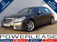 USED 2012 12 MERCEDES-BENZ E CLASS 3.0 E350 CDI BLUEEFFICIENCY S/S SPORT 4d AUTO 265 BHP BLACK FRIDAY WEEKEND EVENT, NAV HEATED SEATS REVERSE CAM