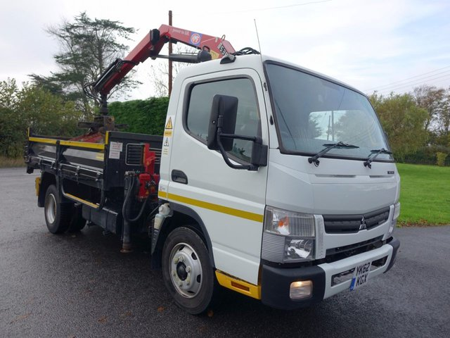 View our MITSUBISHI FUSO CANTER