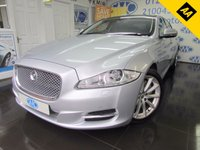 USED 2010 60 JAGUAR XJ 3.0 D V6 LUXURY LWB 4d AUTO 275 BHP