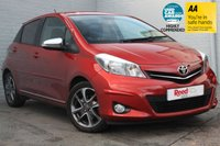 USED 2014 14 TOYOTA YARIS 1.3 VVT-I TREND 5d 99 BHP 1 OWNER + FULL SERVICE HISTORY