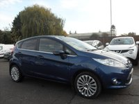 USED 2010 10 FORD FIESTA 1.6 TITANIUM 5d   NO DEPOSIT  FINANCE ARRANGED, APPLY HERE NOW