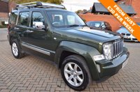 USED 2009 58 JEEP CHEROKEE 2.8 LIMITED 5d AUTO 175 BHP