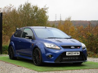 2009 FORD FOCUS 2.5 RS 3d 300 BHP £19300.00