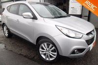 USED 2011 61 HYUNDAI IX35 2.0 PREMIUM CRDI 2WD 5d 134 BHP GREAT VALUE AND SPECIFICATION.