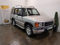 2000 LAND ROVER DISCOVERY 2.5 TD5 S 5d 136 BHP £3490.00