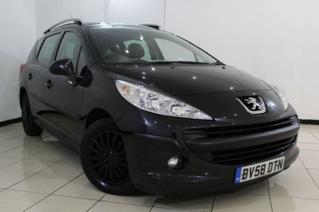 View our 2008 58 PEUGEOT 207 1.4 SW S 5DR 94 BHP