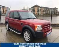 2007 LAND ROVER DISCOVERY 2.7 3 TDV6 5d 188 BHP £8495.00