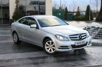 2013 MERCEDES-BENZ C CLASS C220 CDI BLUEEFFICIENCY EXECUTIVE SE 2.1 2d AUTO £8889.00