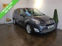 2011 RENAULT SCENIC 1.5 DYNAMIQUE TOMTOM DCI 5d 110 BHP £6390.00