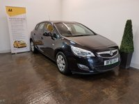 2011 VAUXHALL ASTRA 1.6 EXCLUSIV 5d 113 BHP £4990.00