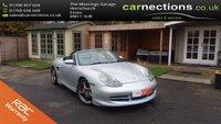 2002 PORSCHE BOXSTER 3.2 24V S 2d 260 BHP £5295.00