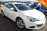 USED 2015 15 VAUXHALL ASTRA 1.4 GTC SRI S/S 3d 138 BHP 'THE PRICE YOU SEE IS WHAT YOU PAY NO ADMIN FEES'