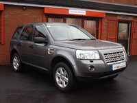 2007 LAND ROVER FREELANDER 2 2.2 TD4 GS 5d AUTO  £6689.00
