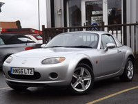 USED 2006 56 MAZDA MX-5 2.0 I 2d 160 BHP HARD TOP MX-5.GREAT CONDITION CAR WITH VERY LOW MILEAGE
