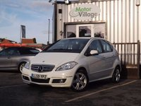 USED 2009 59 MERCEDES-BENZ A CLASS 2.0 A180 CDI AVANTGARDE SE 5d 108 BHP FULL SERVICE HISTORY 7 STAMPS.AMAZING CONDITION, A MUST SEE