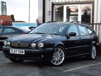 2007 JAGUAR X-TYPE 2.2 SOVEREIGN 5d 152 BHP £4995.00