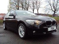 2011 BMW 1 SERIES 2.0 116D SE 5d 114BHP NEWSHAPE £7290.00