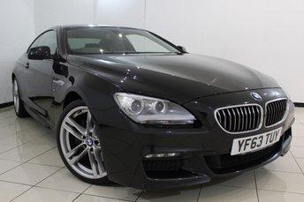 2013 BMW 6 SERIES}