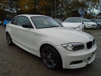 2012 BMW 1 SERIES 2.0 120D SPORT PLUS EDITION 2d 175 BHP £10995.00