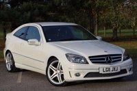 2011 MERCEDES-BENZ CLC CLASS 1.8 CLC180 KOMPRESSOR SPORT 3d AUTO 143 BHP £7980.00