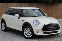 USED 2015 65 MINI HATCH COOPER 1.5 COOPER 5d 134 BHP CHILLI PACK CHILLI PACK. PCP FINANCE AVAILABLE.