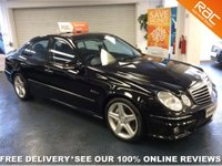 USED 2007 07 MERCEDES-BENZ E CLASS E63 6.3 AMG V8 7G-TRONIC COMPETITIVE FINANCE - NATIONWIDE DELIVERY - PART EX WELCOME - HPI CLEAR - L@@K