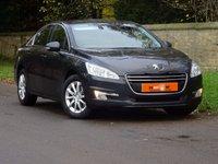 2011 PEUGEOT 508 2.0 SR HDI FAP 4dr  £5995.00