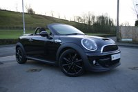 USED 2014 14 MINI ROADSTER 2.0 COOPER SD 2d 141 BHP CHILI PACK - £2925 EXTRA SPEC