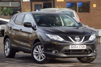 2014 NISSAN QASHQAI 1.5 DCI ACENTA PREMIUM Panoramic Roof NAVIGATION £SOLD