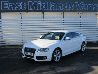 Used AUDI Vans For Sale In Leicester Leicestershire - Audi vans