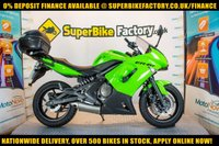USED 2009 58 KAWASAKI ER-6F A8F  GOOD & BAD CREDIT ACCEPTED, OVER 500+ BIKES IN STOCK