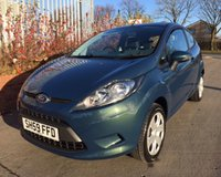 2009 FORD FIESTA 1.2 STYLE 3d 59 BHP £3490.00